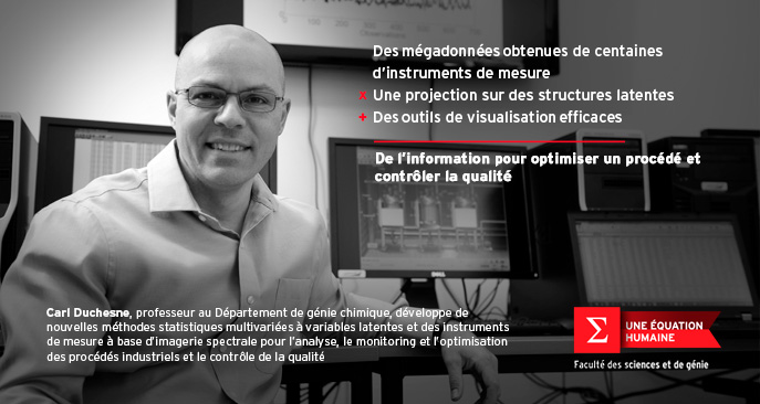 Carl Duchesne, ing., Professeur titulaire